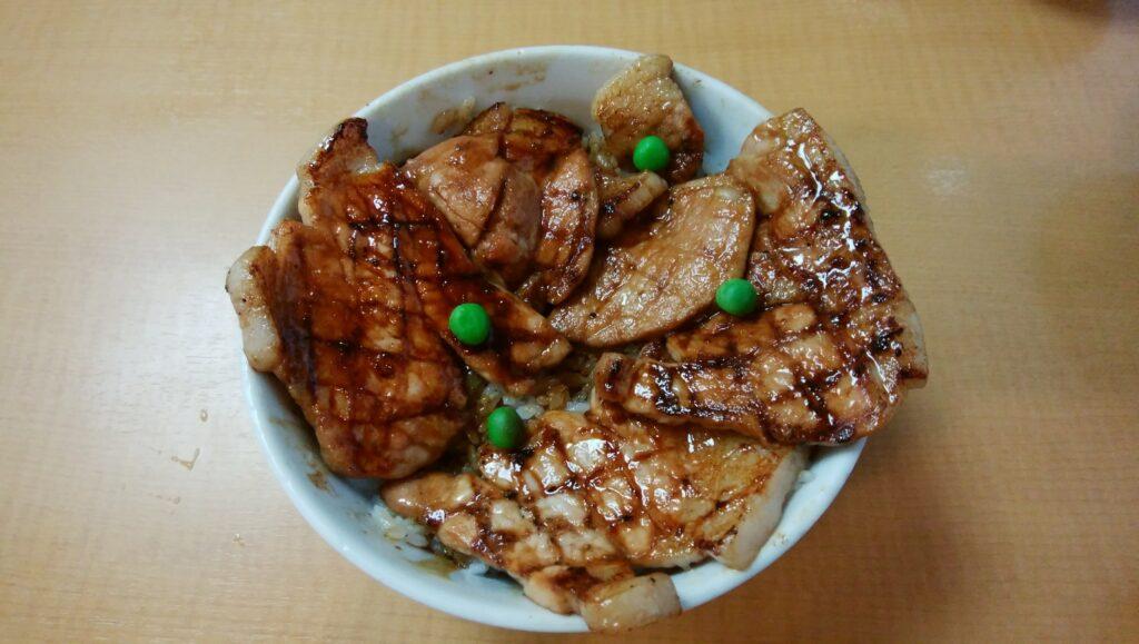 帯広 豚丼のぱんちょう